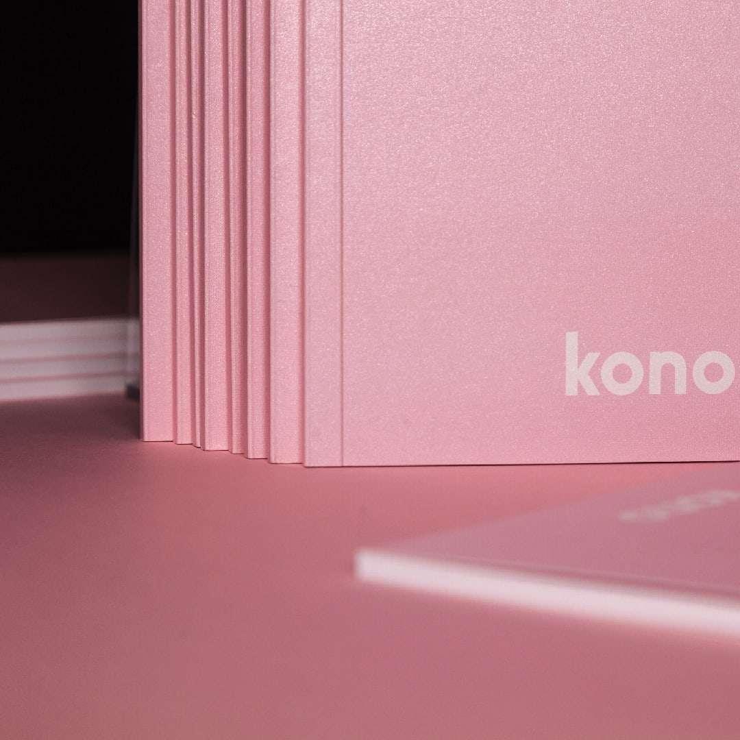 Notebook PinkPearl basic A5 - Kono - 6