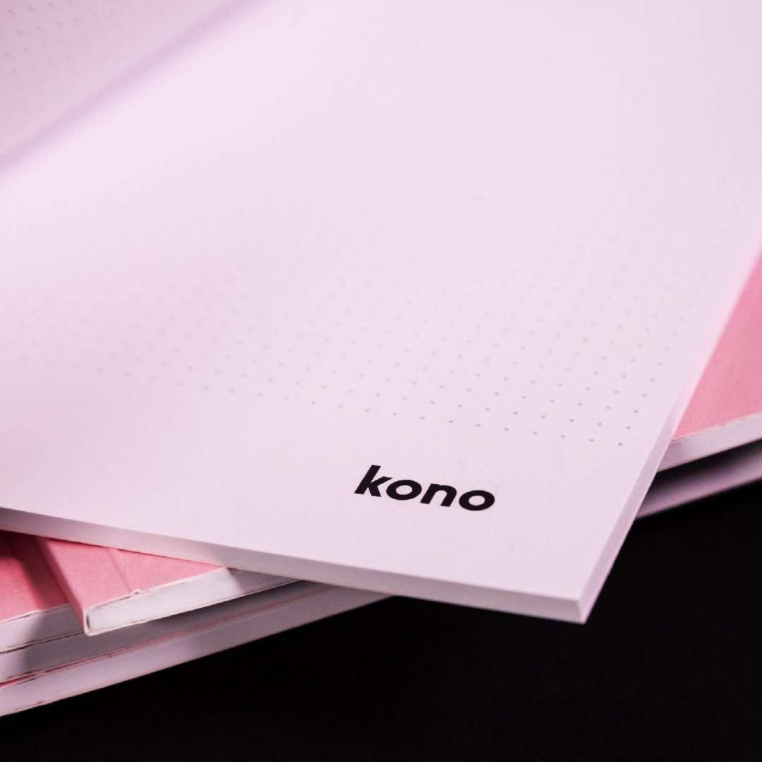 Notebook PinkPearl basic A5 - Kono - 7