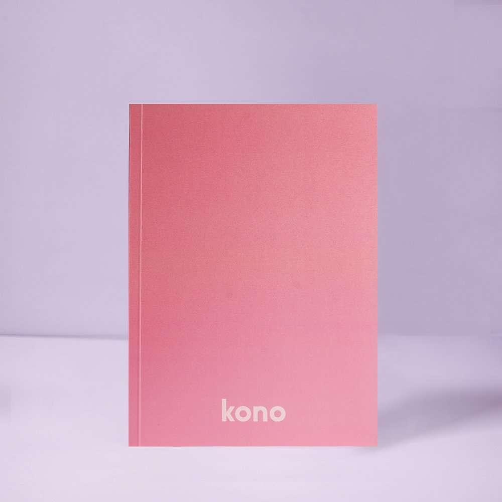 Taccuino PinkPearl basic A5 - Kono