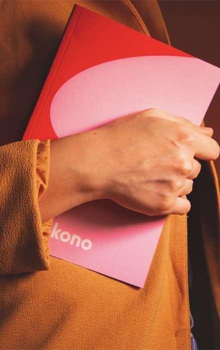 Chi Siamo - Kono Books