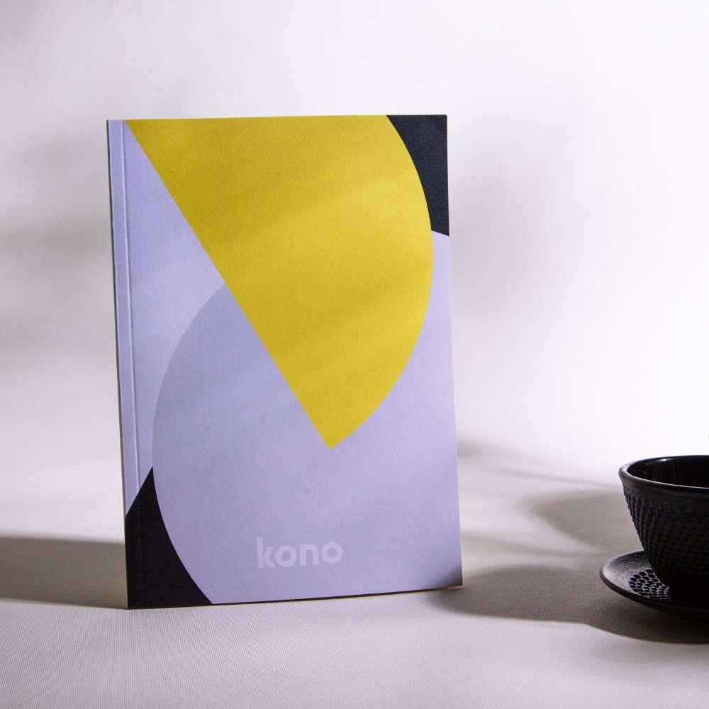 Lemonade - quaderno a puntini a5 in carta riciclata
