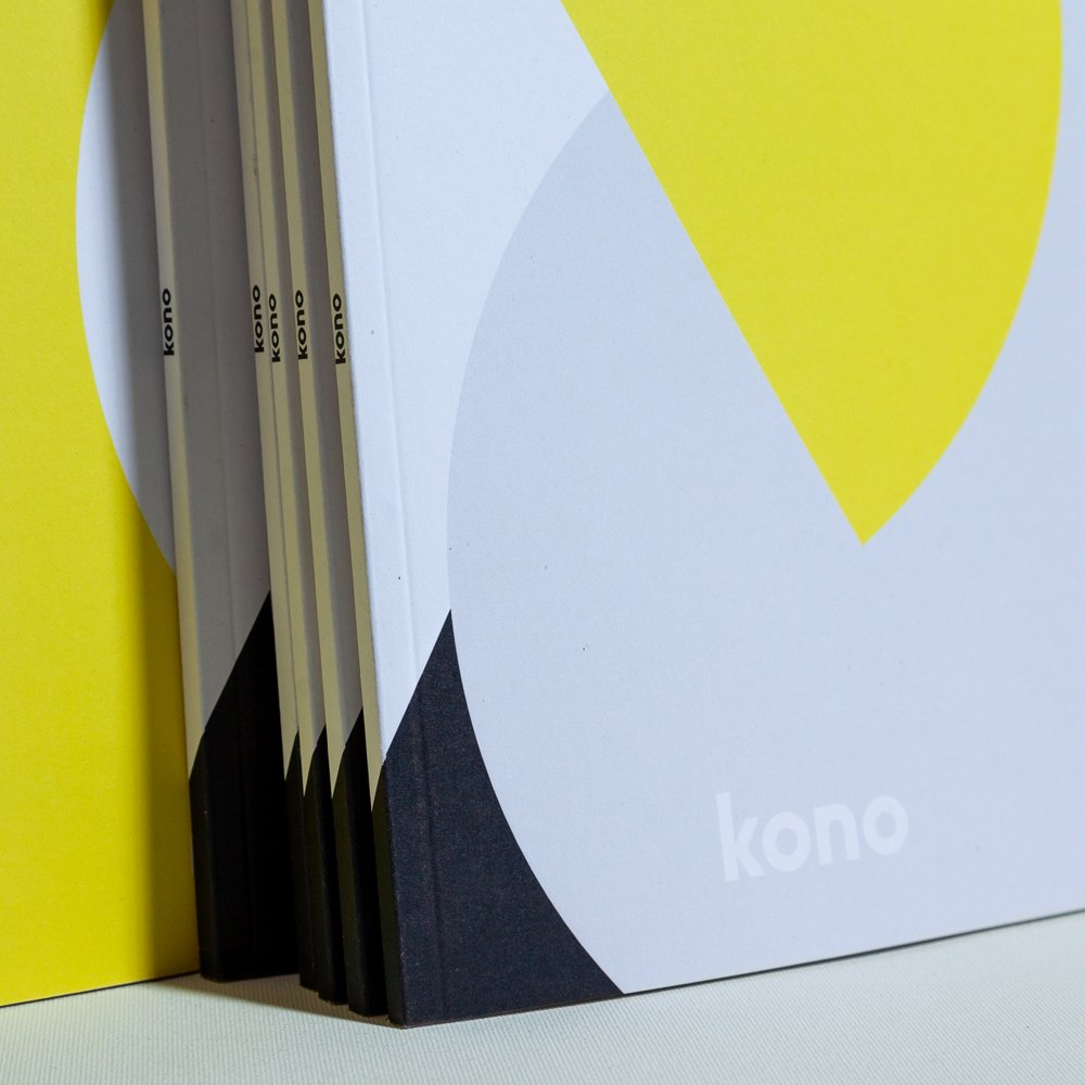 Lemonade - Panoramica quaderno a puntini a5 in carta riciclata