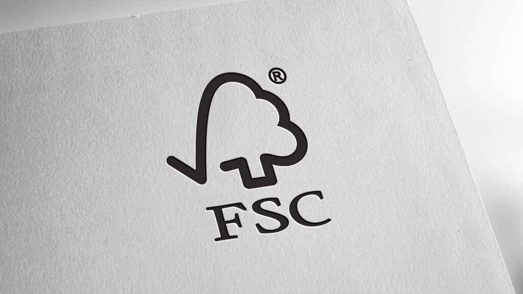 Che cos'è la carta certificata FSC?