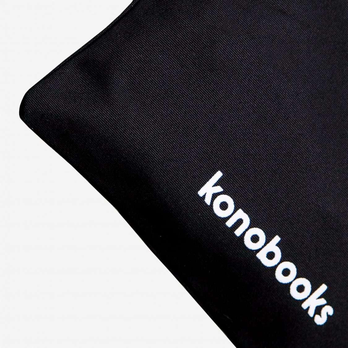 Konobags - Astucci porta taccuini - Pochette cotone organico certificato OCS