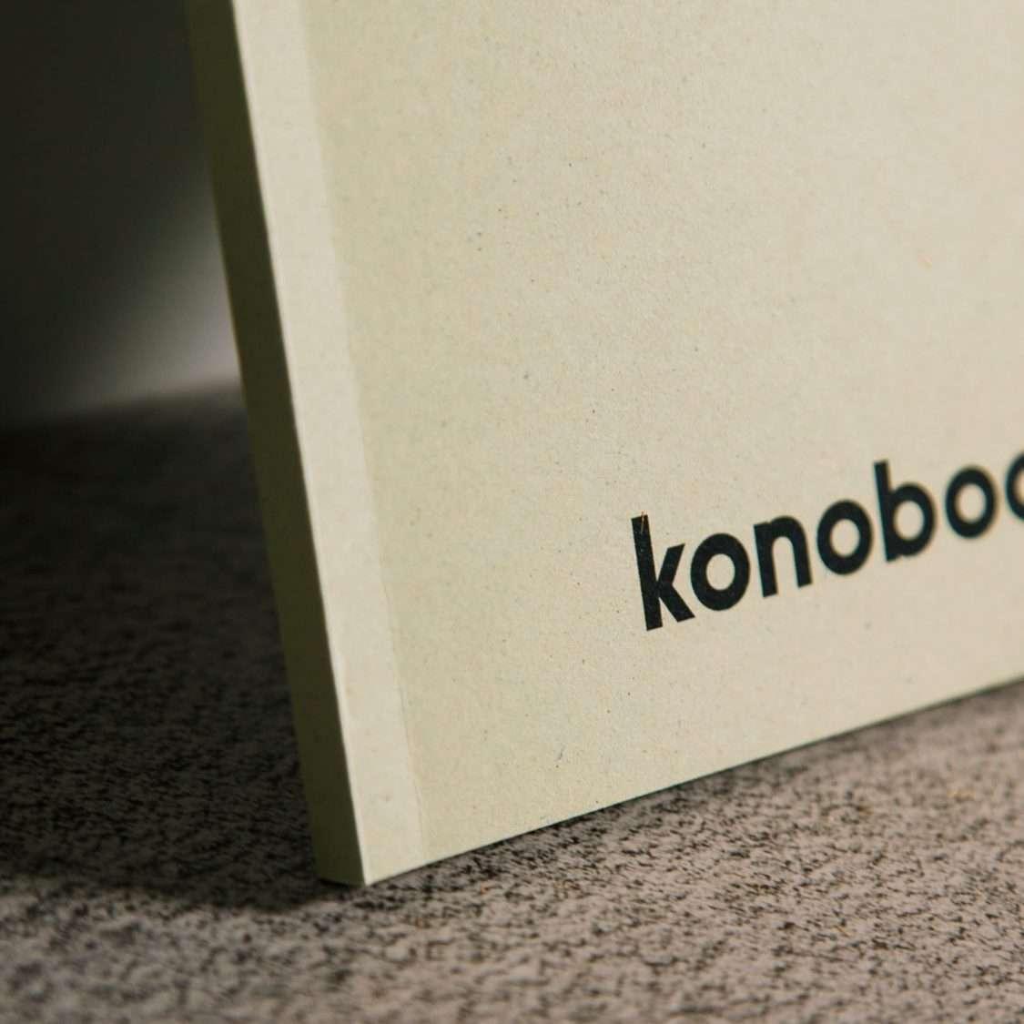 Quaderni in carta ecologica - ecosostenibile Konobooks Kiwi