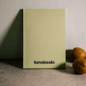 Taccuino KW1 Konobooks - Taccuino in carta riciclata made in Italyjpg