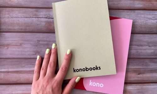 quaderno sostenibile