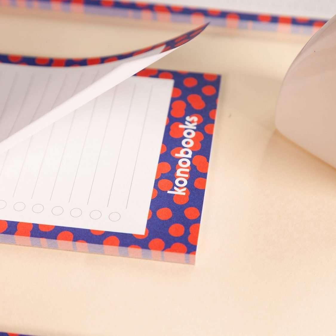 Block Notes Ecosostenibili - Konobooks