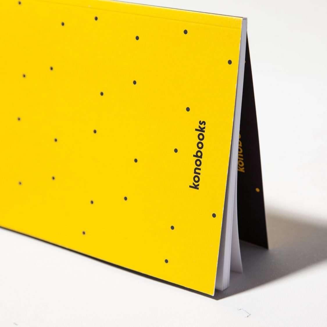 Quaderno tascabile Ecologico - Konobooks
