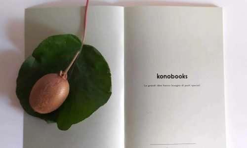 Konobooks, cancelleria ecosostenibile - dal blog curiosa di natura
