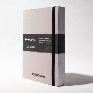 Agenda Universale Giornaliera Ecologica Concrete - Konobooks